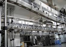 AMT Brewery Conveyor