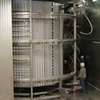 Site Built Spiral Freezers